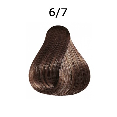Wella Color Fresh Dark Blonde Brown 7 6