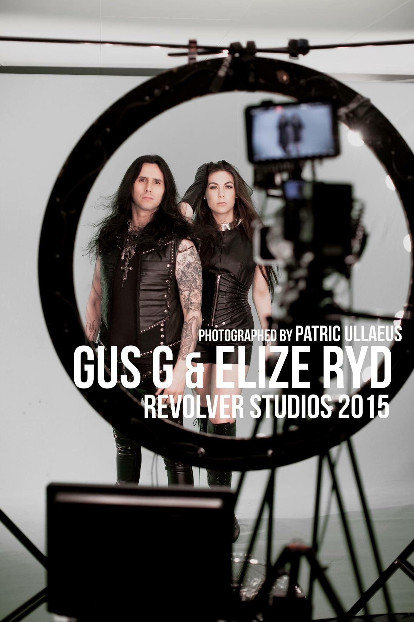 Gus G guest performance
